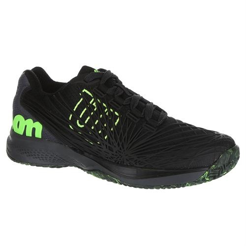 Wilson Kaos 2.0 Nero-verde Junior