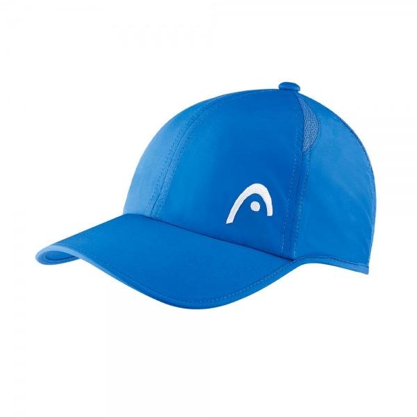head Pro Player Cap Blu