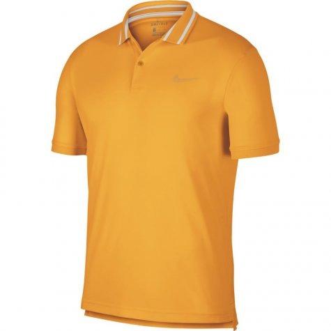 Nike Polo Court Dri-FIT Arancione Uomo 1