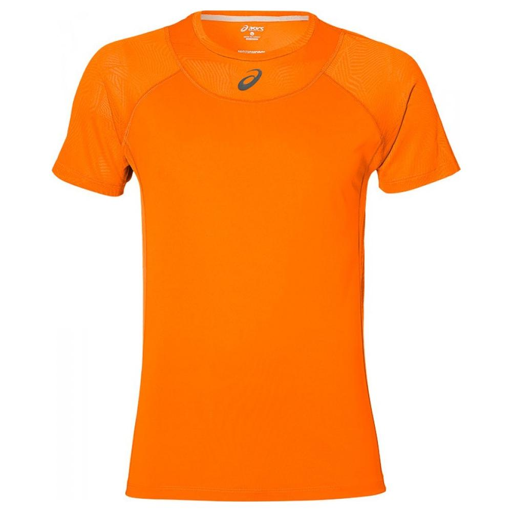 Asics Athlete Cooling Top Arancione Uomo