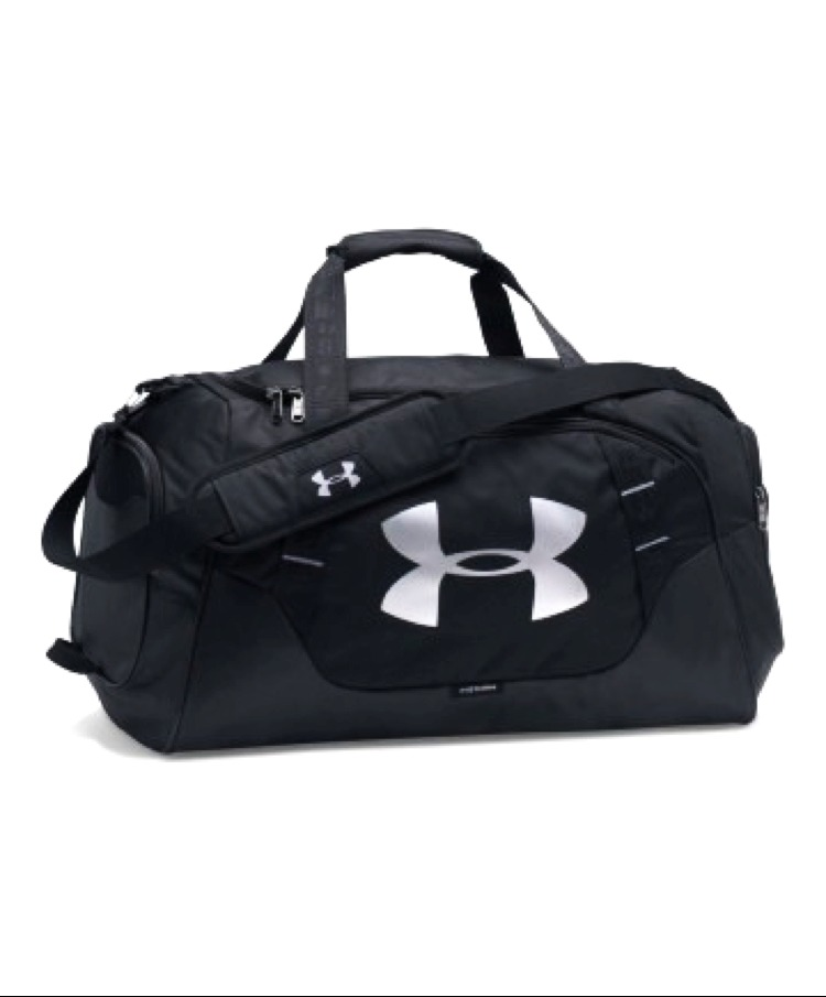 Under Armour Undeniable Medium 3.0 Bag Black