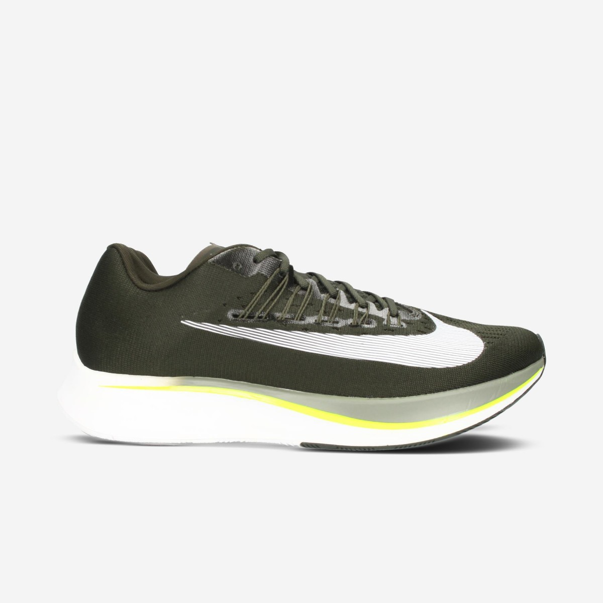 Nike Zoom Fly Verde/Bianche