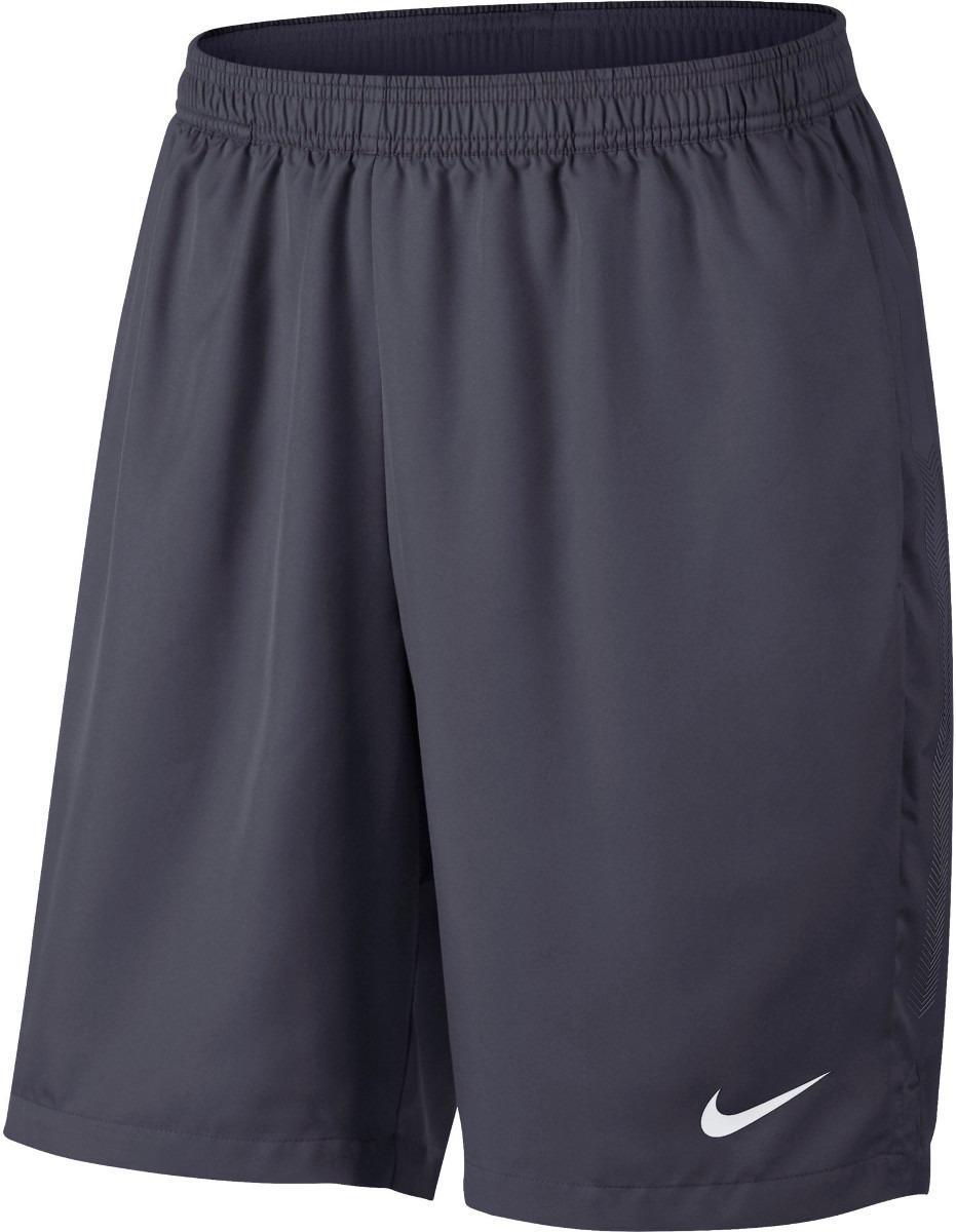 Nike Basic Woven 9 Short Grigio Uomo 1