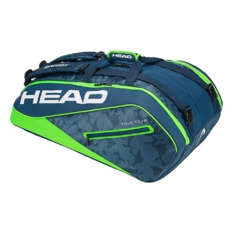 Head Borsa Tour Team 12R Combi Navy-Verde