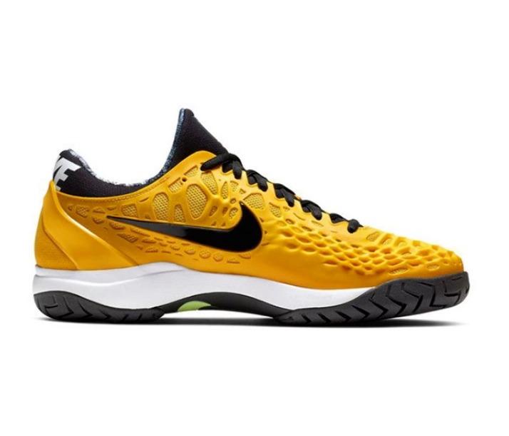 Nike Air Zoom cage 3 HC Giallo Uomo