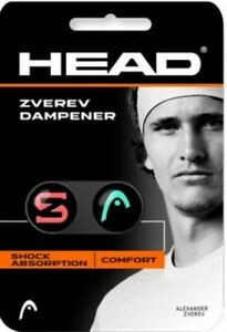 Head Zverev Dampner Gravity (2x)