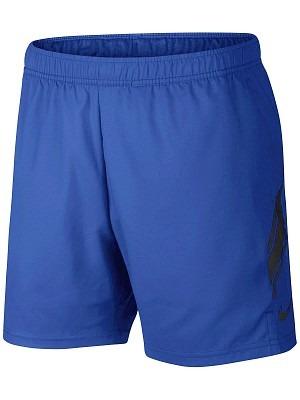 Nike Basic Woven 7 Short Blu Uomo