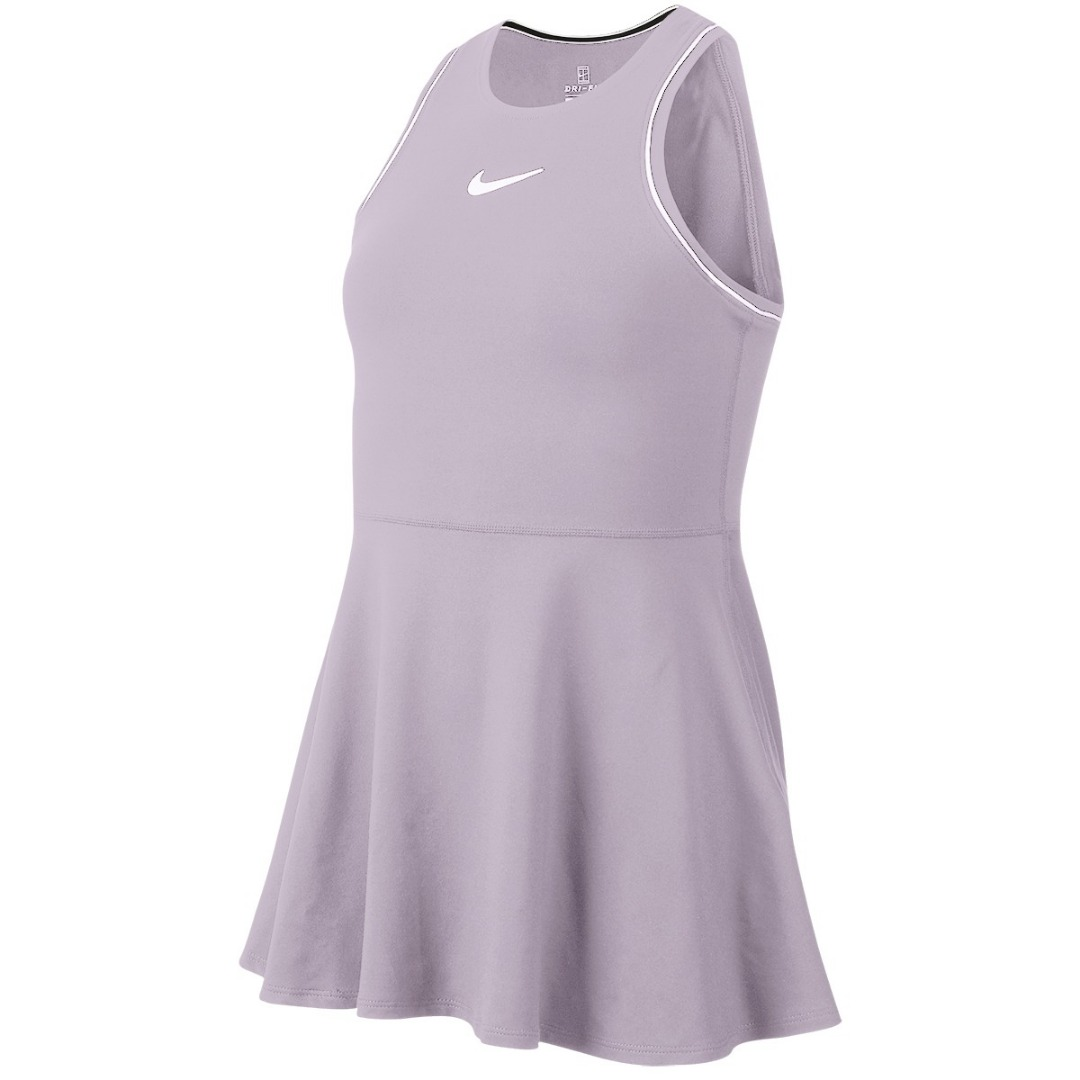 Nike Court Dress Viola Bambina 1