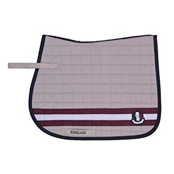 Kingsland Ambrose Saddle Pad Coolmax Beige 1