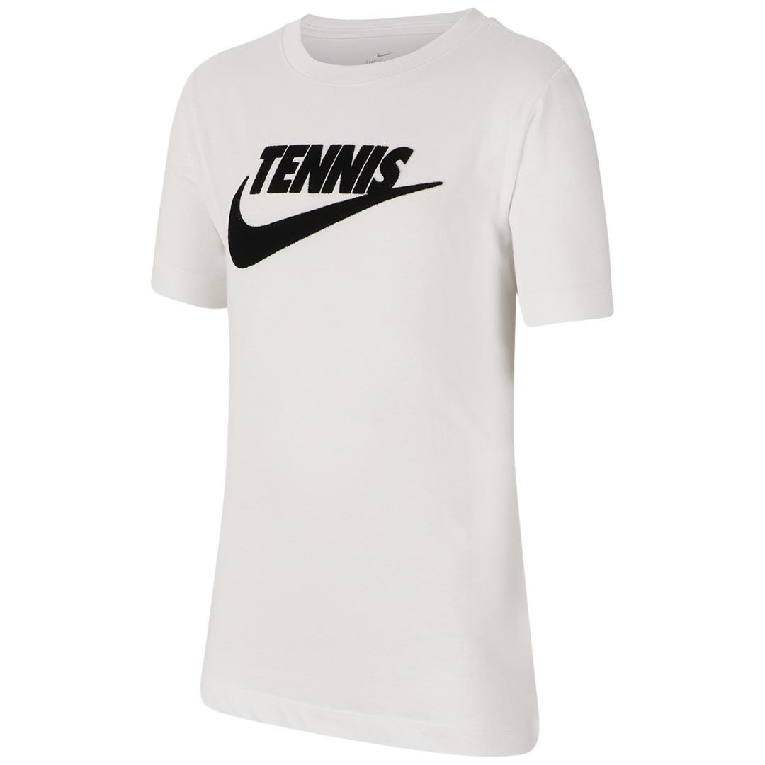 Nike T-Shirt Tennis Bianca Bambino 1