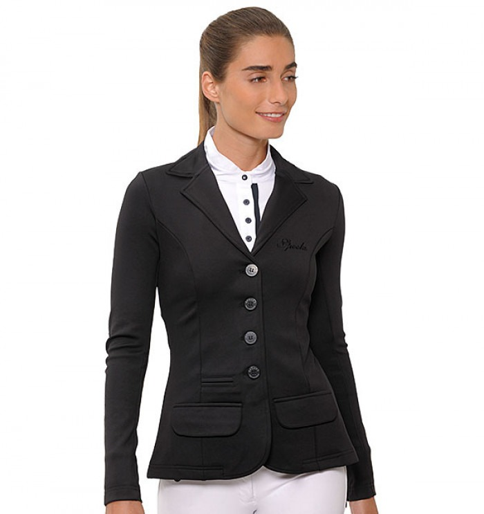 Spooks Show Jacket Sophia nero
