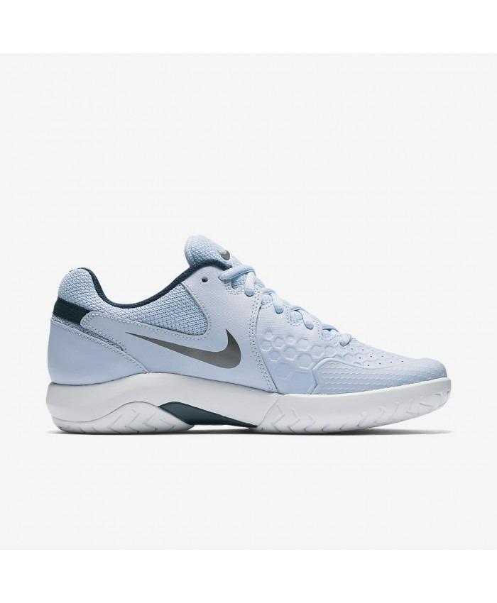 Nike Air Zoom Resistence Blu-Grigio Donna