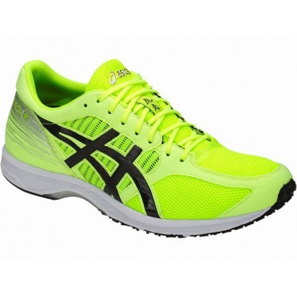 Asics Tartherzeal 6 Safety Yellow-Black-White Uomo