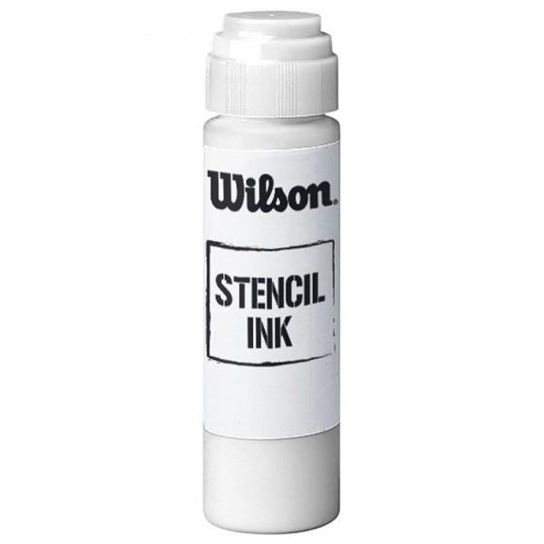 Wilson Stencil Ink Bianco