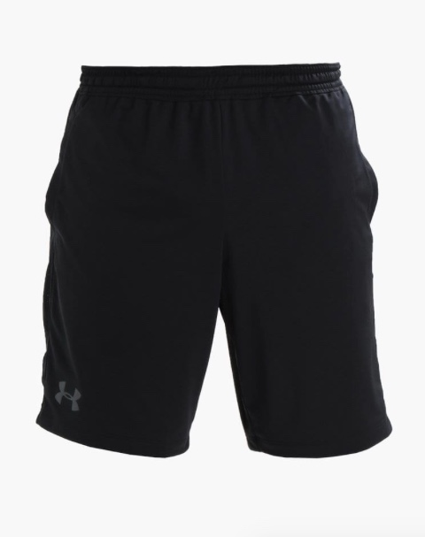 Under Armour MK1 Short Black Uomo