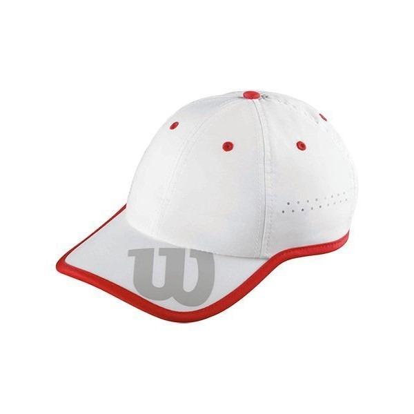 Wilson Cap Brand Bianco 1