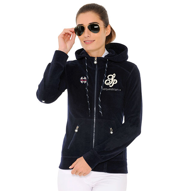 Spooks AWA Jacket dark Navy Donna