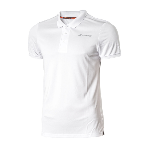 Babolat Club Polo Bianco Bambino