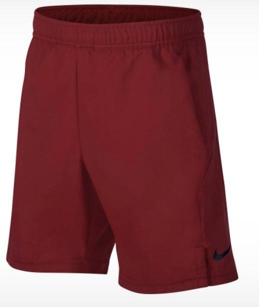 Nike Fri-Fit court Short Rosso Bambino 1