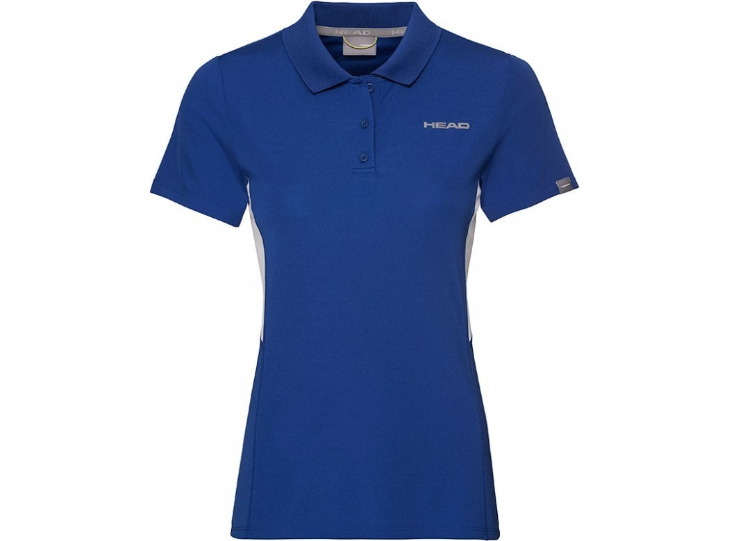 Head Club Polo Shirt Blu Bambina 1