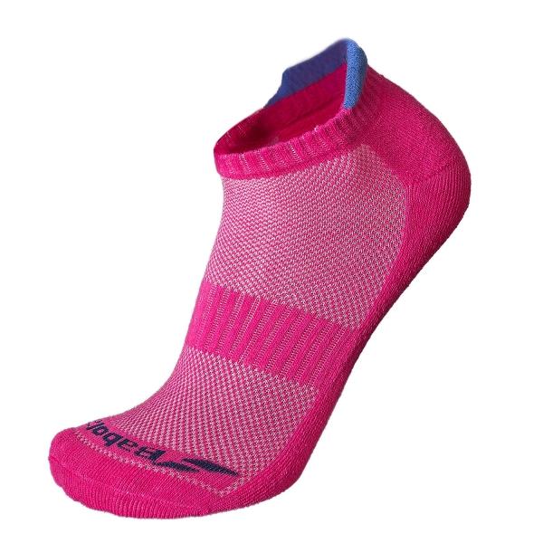 Babolat Invisible Pink-Lilla Calze (2x) 1