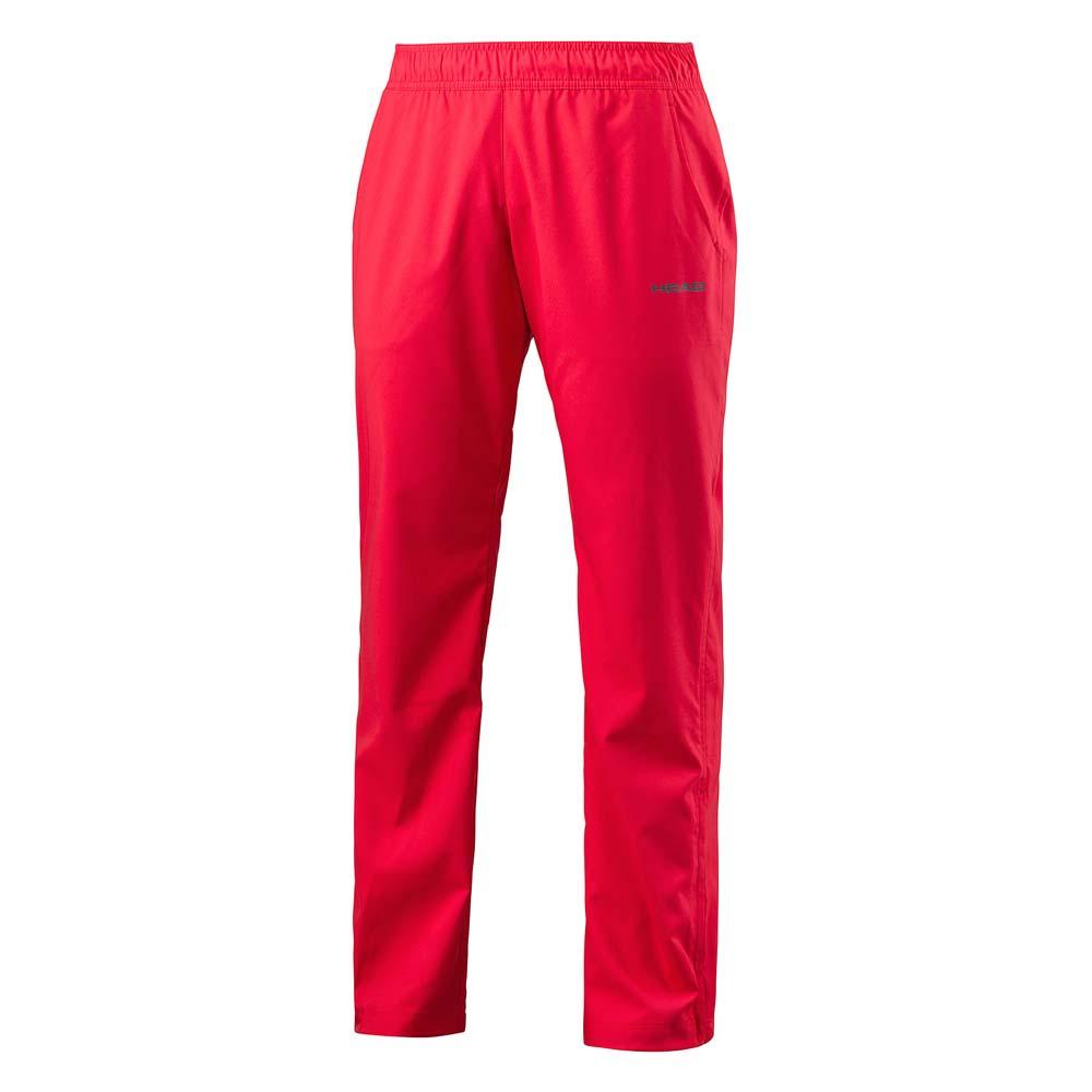 Head Club Pantalone Rosso Bambina