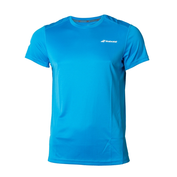 Babolat  New Core Flag Club Tee Blu Uomo