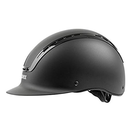 Uvex Casco Suxxeed Active Nero Opaco