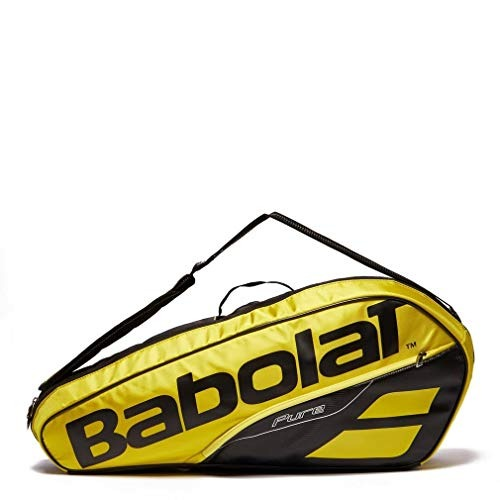 Babolat Pure Aero Bag 6x Yellow Black 2019
