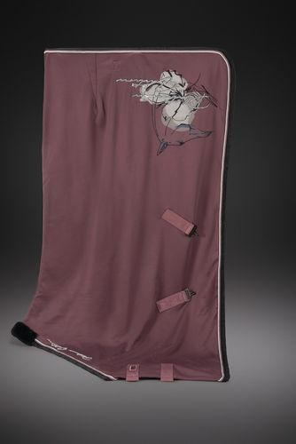 Eskadron Plat. Jersey-Decke Rug Prugna