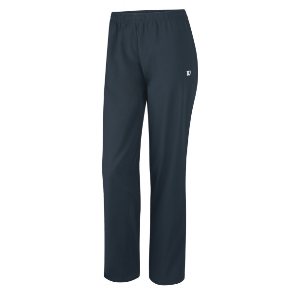 Wilson Team Woven Pant Grigio Carbone Donna