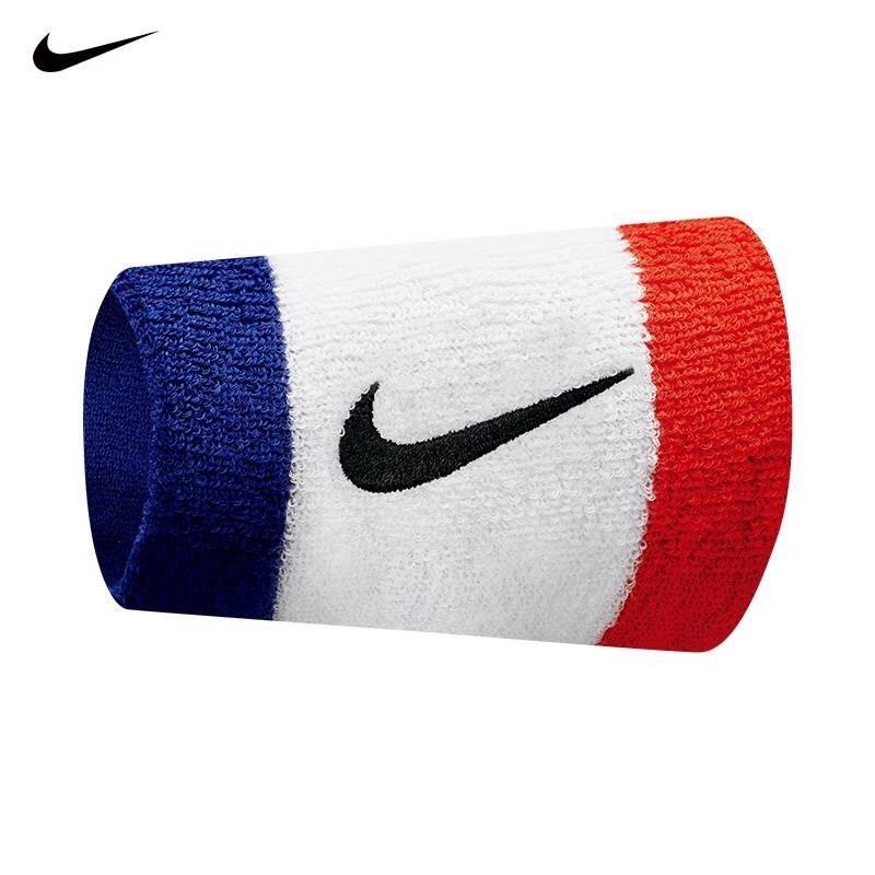 Nike Polsini Jumbo Bianco Rosso Blu (2x)