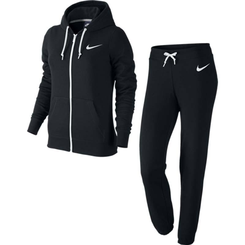 Nike Club Warm-up Nero Donna 1