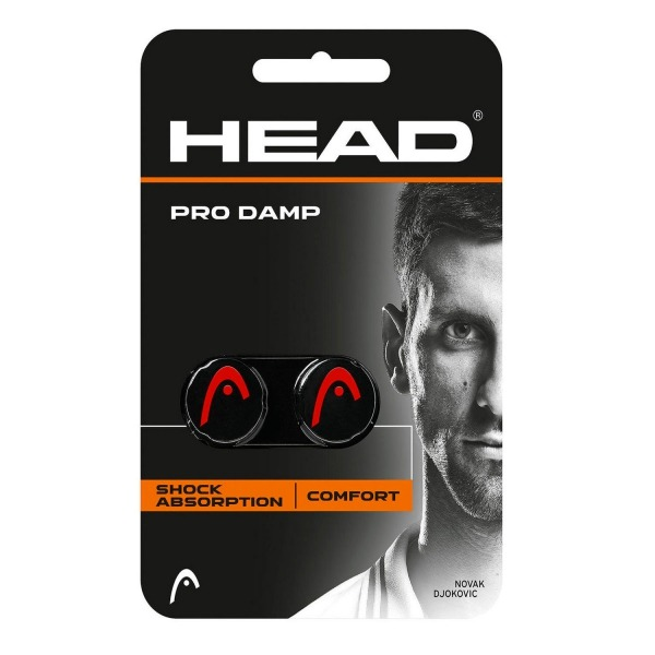 Head Pro Damp Grip Nero (2x)