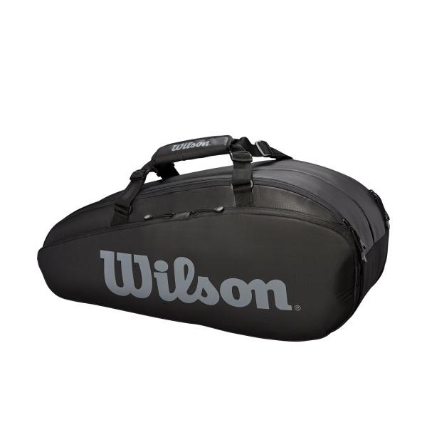 Wilson Tour 2 Comp x6 Grigio Small
