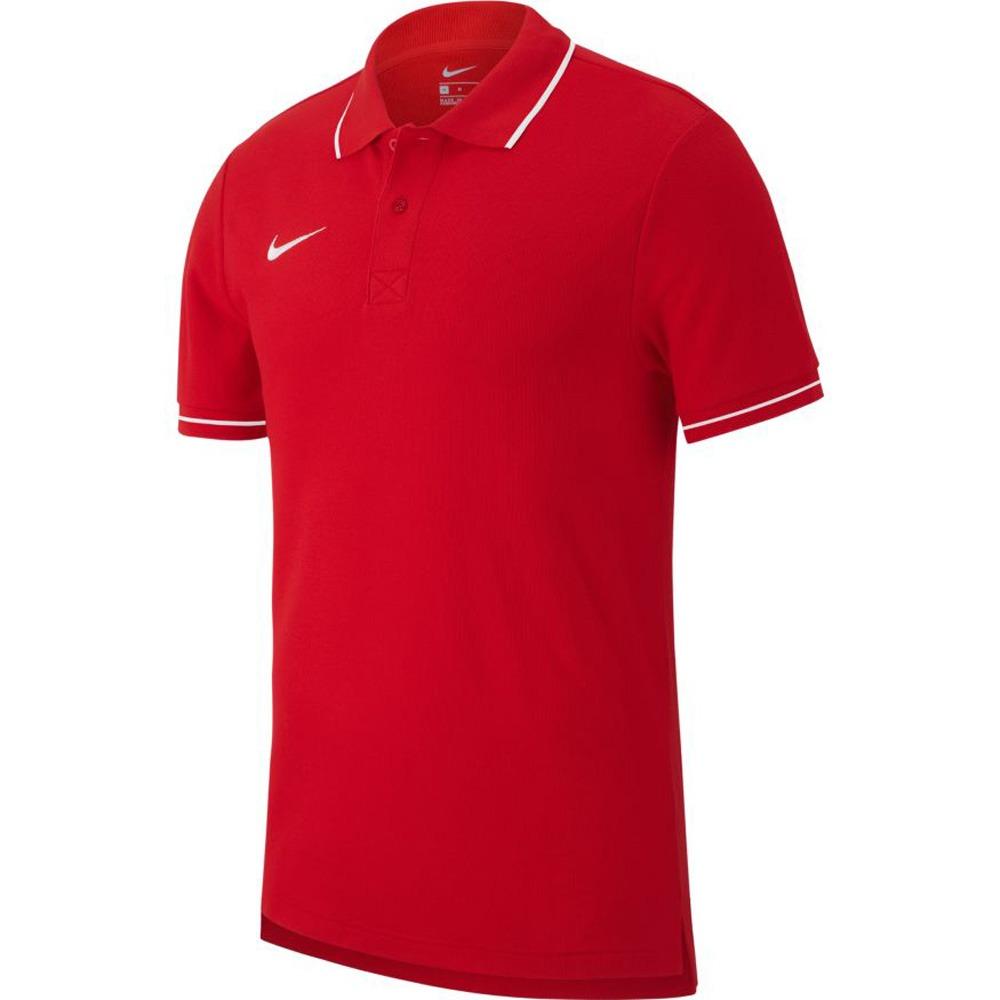 Nike Polo Rosso Uomo
