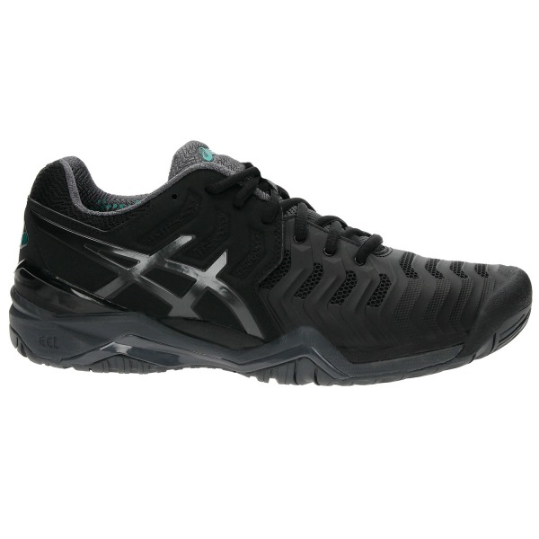 Asics Gel-Resolution 7 AC Nero Uomo