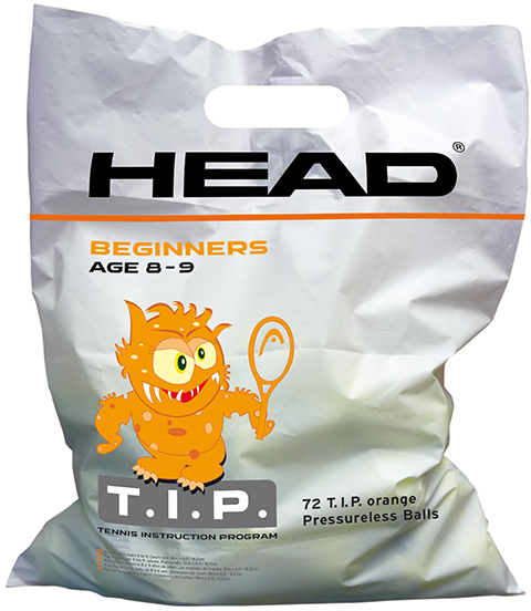 Head Sacco TIP Orange (72x)