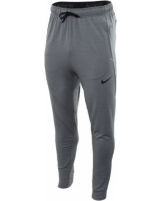 Nike Basic Dri Fit Fleece Pants  Grigio Uomo