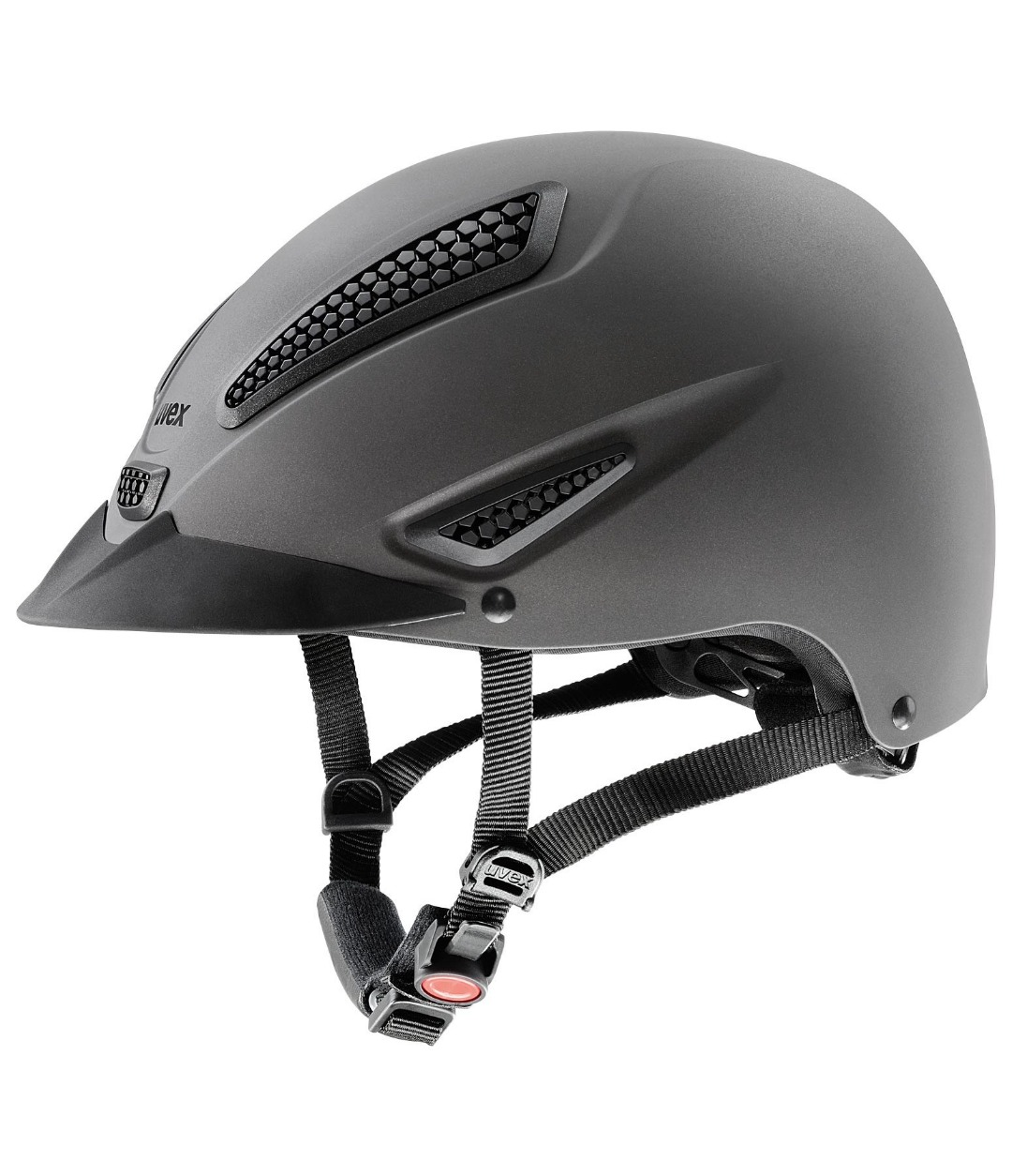 Uvex Casco perfexxion II black matt