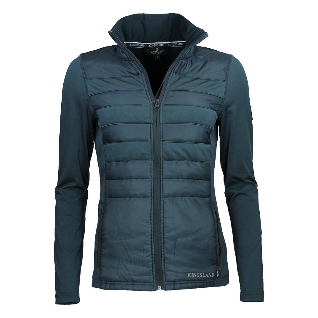 Kingsland Yecla Fleece Jacket Midnight Navy 1