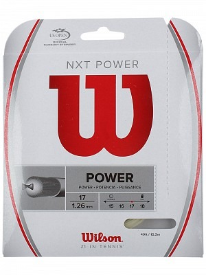 Wilson NXT Power 1.26 mm 12 m