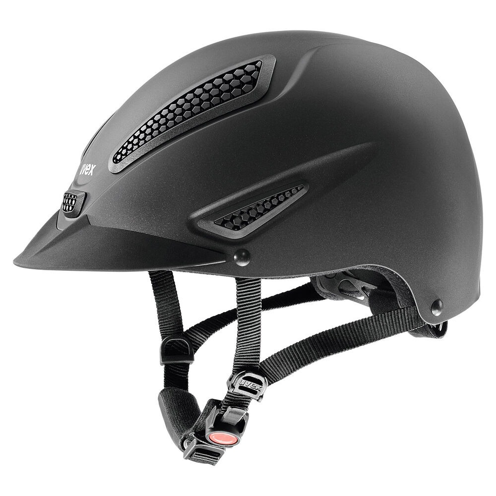 Uvex Casco Perfexxion Black Mat