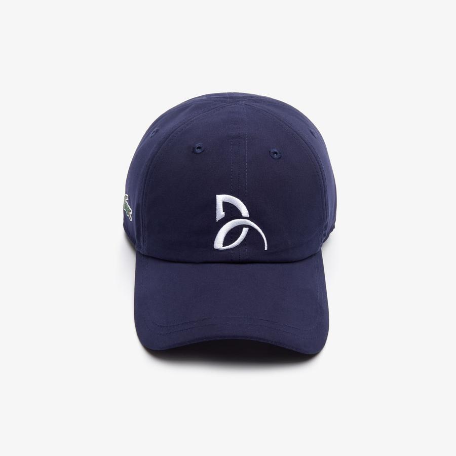 Lacoste Cappellino Navy Dj 1