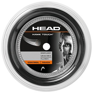 Head Hawk Touch Antracite 1.20 mm 120m