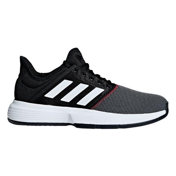 Adidas Game Court Black Uomo 1