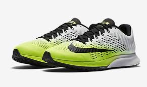 Nike Air Zoom Elite 9 Bianche-Gialle Uomo