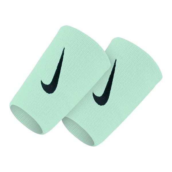 Nike Polsini Turchesi Logo Nero (2x)