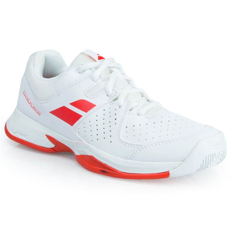 Babolat Pulsion AC Rosa-Bianco Junior