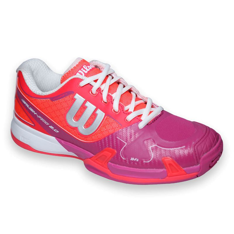 Wilson Rush Pro 2.0 AC Pink Donna